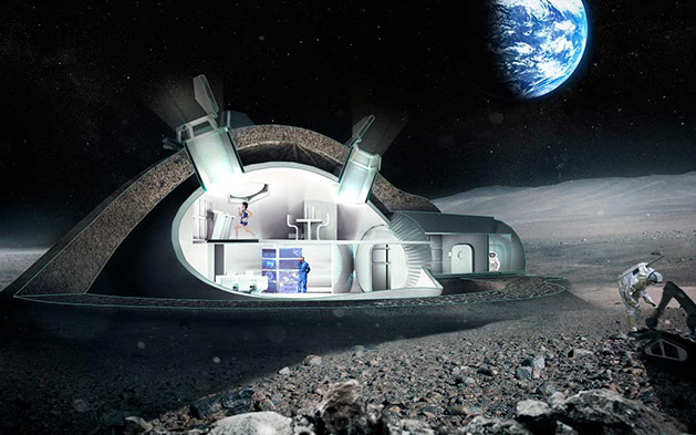 The AMAZE project led by the European Space Agency