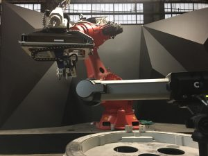 C-Track and robots alignement