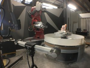 C-track and Robot calibration