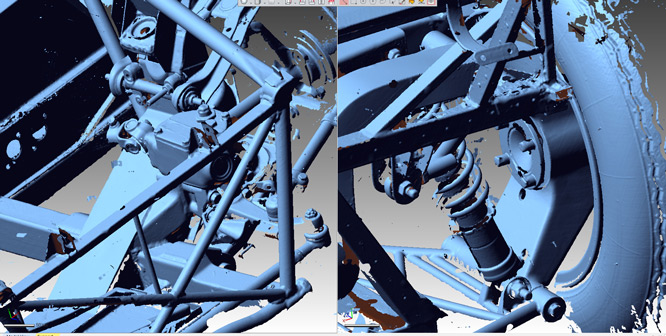 Best 3d scanners can get great reverse engineering models