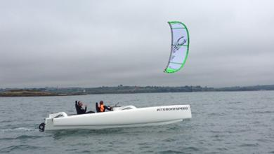 Creaform and French students re-design the Kiteboatspeed project