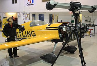 Scanning the Air Race World Champion