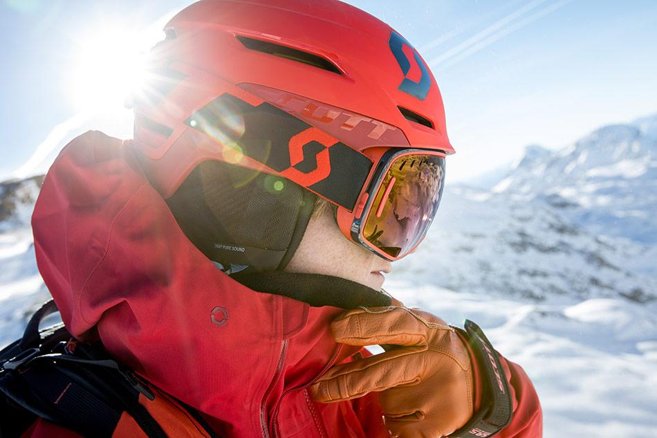 Photoshooting Zermatt 2018 Freeride, Freeski, Get your head in the game