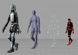 MOCAP: An important invention for movie and video game