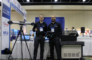 Measurement Zone at CMSC 2015