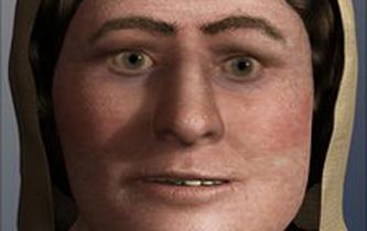 Dundee Academics Reconstruct Viking Woman S Face Using 3d