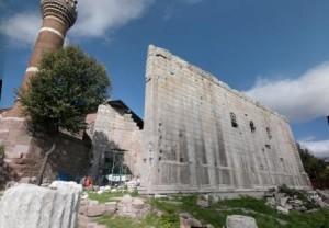 Augustus Temple