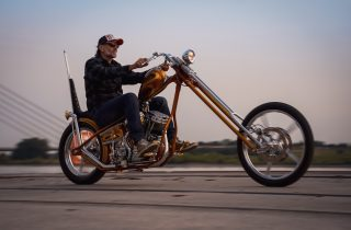 From HandySCAN 3D to Harley Davidson Custom Bike