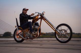 From HandySCAN 3D to Harley Davidson Custom Bike
