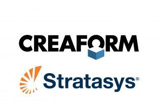 Creaform and Stratasys Partnership
