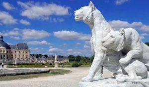 Le domaine de Vaux-Le-Vicompte