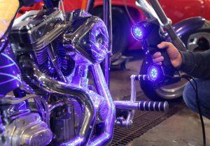 HandySCAN_BLACK Elite scanning moto parts