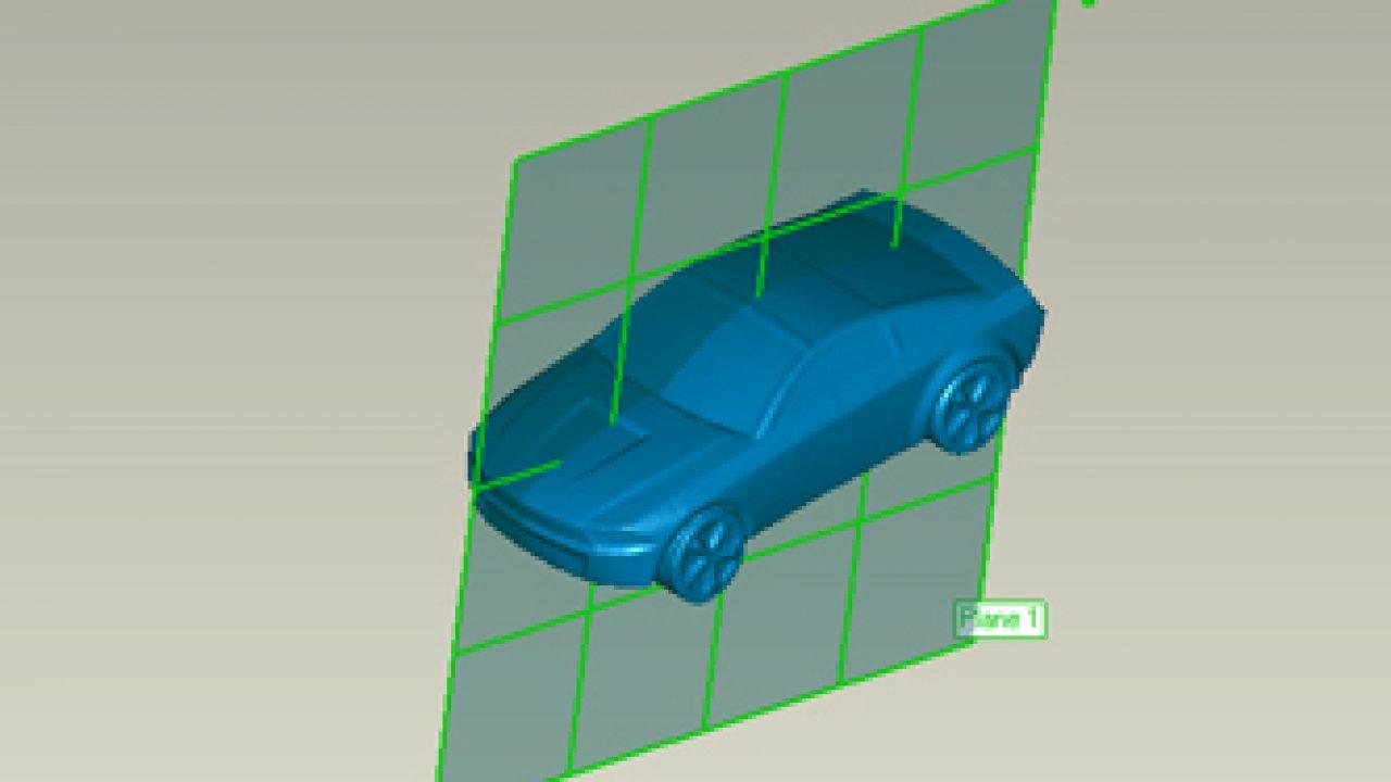 Merging and aligning a scan in Geomagic Studio 11 | Creaform's blog