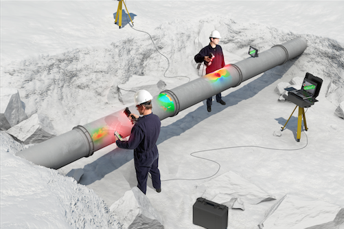 Pipecheck - PIPELINE INTEGRITY ASSESSMENT SOFTWARE for 3D scanner