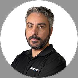 Alysson Vieira Barros   Coordenador Técnico, Brasil