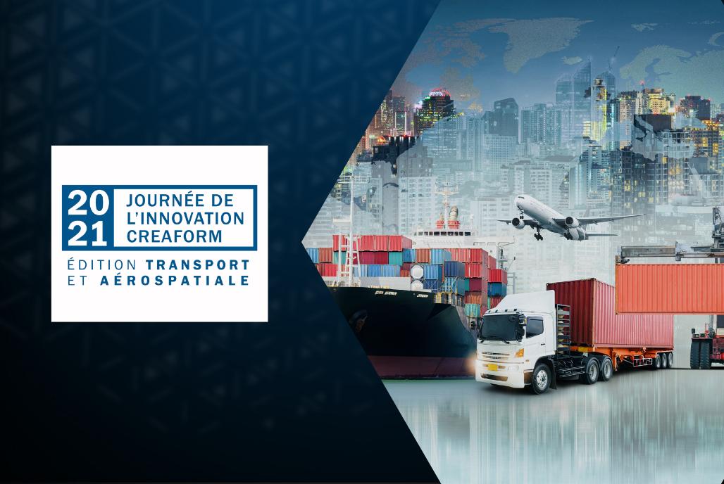 Journée de l'innovation Creaform – édition transport et aérospatiale
