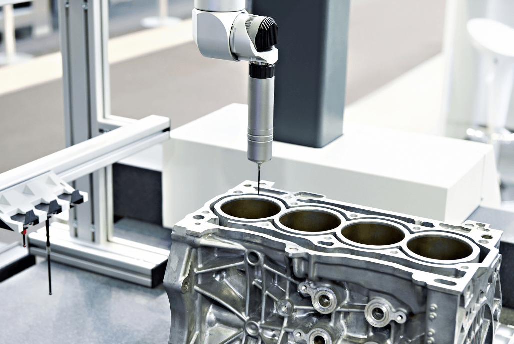 3D Scanning vs. Traditional: Comparing CMM Accuracy in Automotive