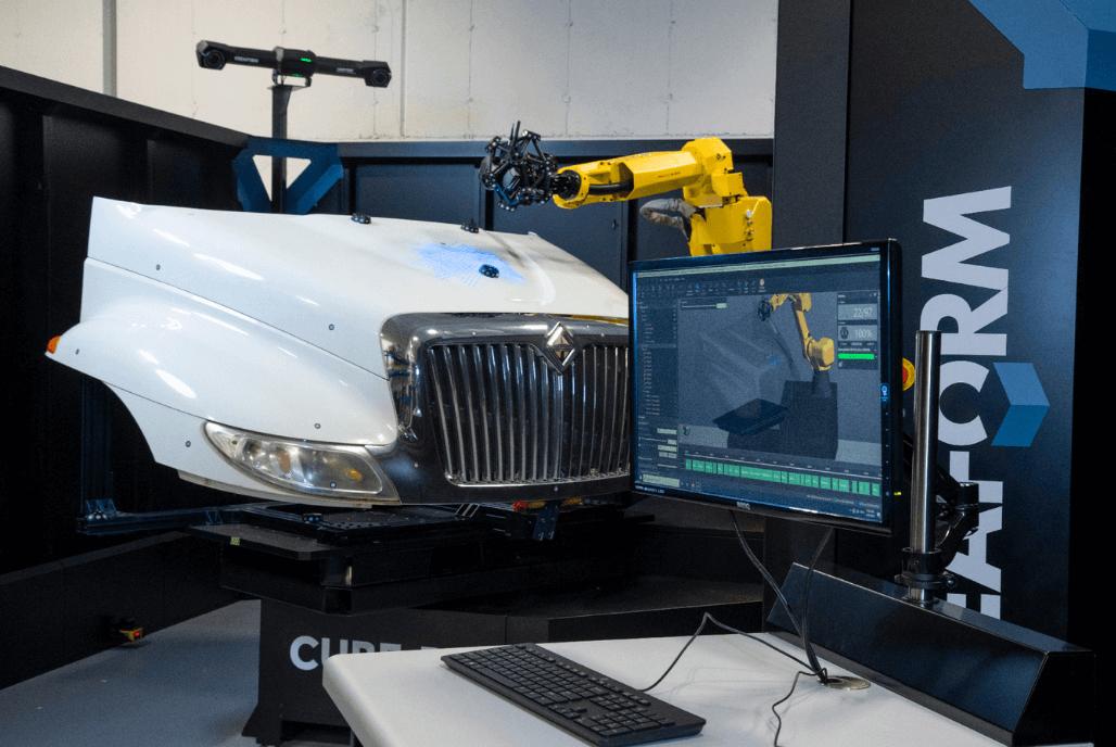 Control de calidad automatizado en el proceso productivo