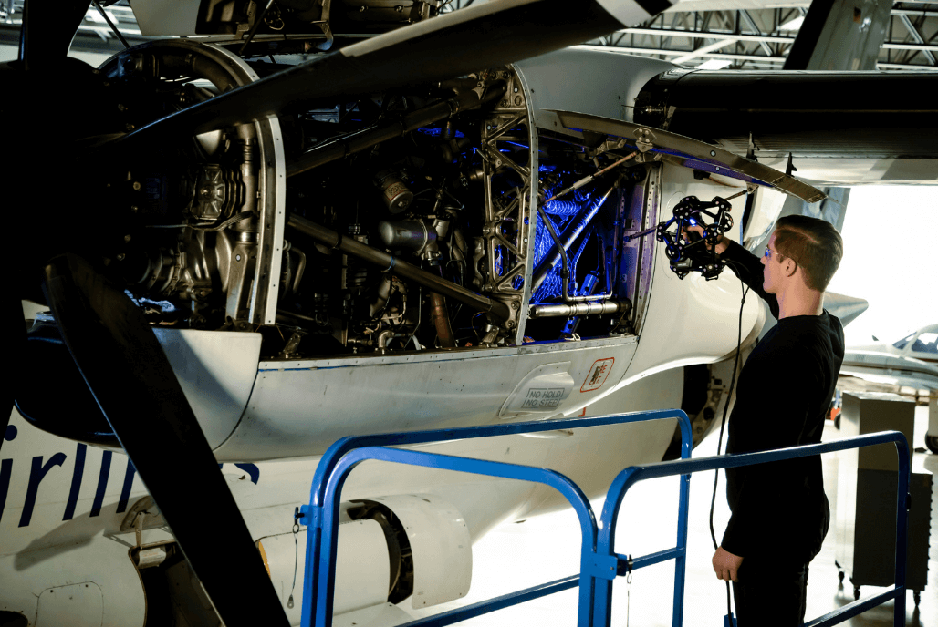 Ask an Expert: Improving Aerospace Manufacturing Design, Inspection and Assembly with 3D Scanning