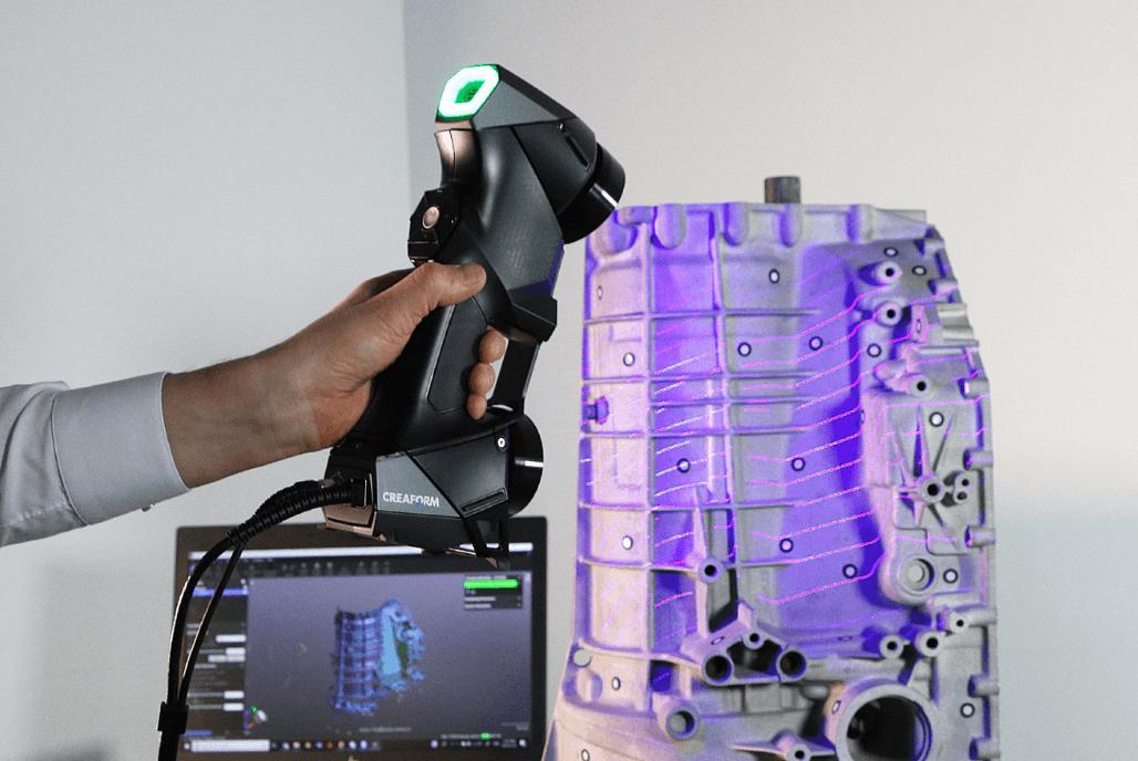 Qualitätssicherung in der Gussindustrie: Funktionsweise und Vorteile optischer 3D-Messtechnologien