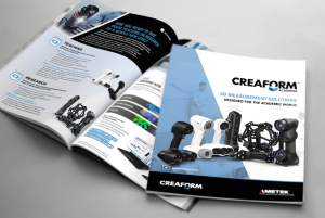 Brochure Creaform - 3D measurement solution for academic