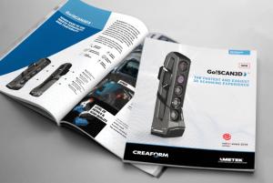 Brochure Creaform - GoScan 3D