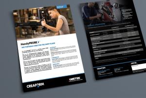 Creaform - Portable CMM - Brochure
