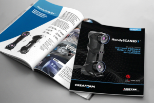 Brochure Creaform - HandyScan Black series