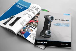 Brochures Creaform - HandyScan Silver Series