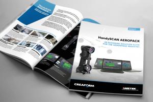 Creaform - HandySCAN AEROPACK - Brochures