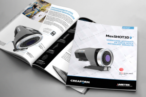 Brochure Creaform - MaxSHOT