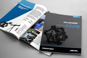 Brochure Creaform - MetraScan 3D