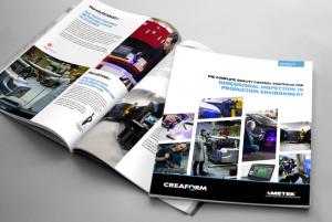 Brochure Creaform - Quality control