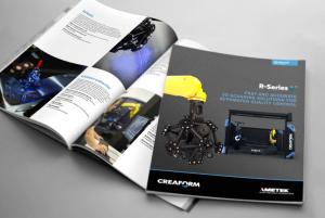 Creaform - R-Series - Brochure