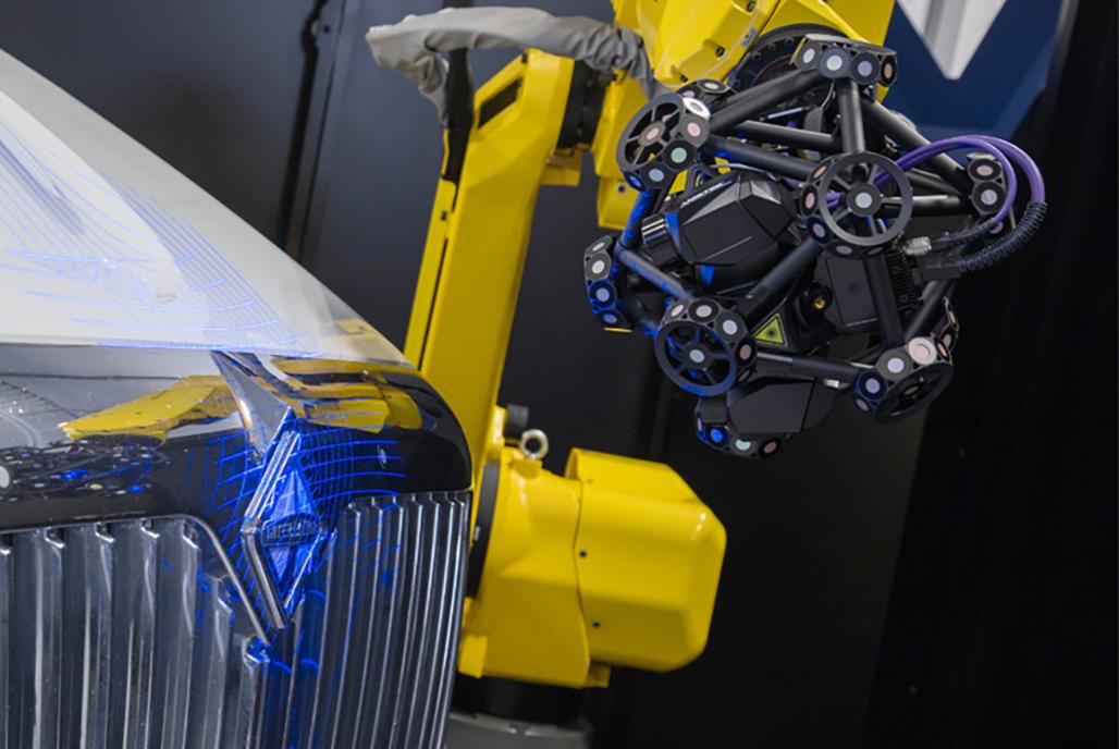 自動車業界向け3Dスキャナー製品のご紹介
