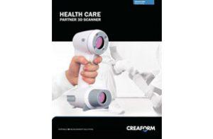卫生保健合作伙伴 (HCP) 3D 扫描仪