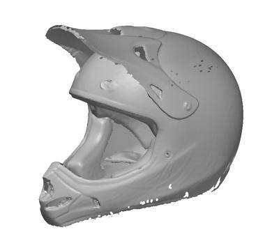 3D data result