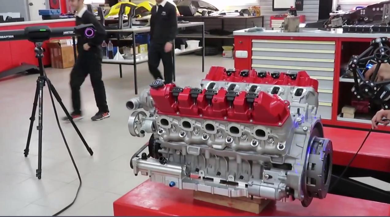 GTA SPANO engine