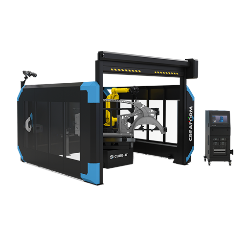 Portable & Robot Mounted 3D Scanners and CMM Solutions | Creaform