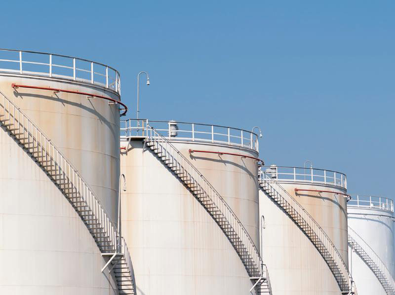 Storage Tank Inspections for oil and gas industry 4