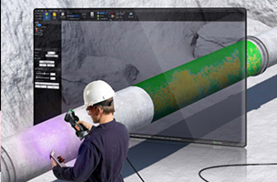 3D scanning solution for pipeline integrity