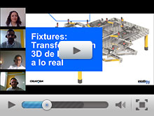 Fixtures: Transformación 3D de lo digital a lo real'