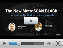 The New MetraSCAN 3D Scanner - Innovation Applied to Industry Needs