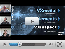 VXinspect 8.0 - Update Training