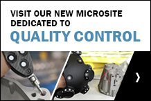 Visit our new microsite dedicated to Quality Control