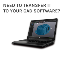 Need to transfert it to your CAD software? Learn more