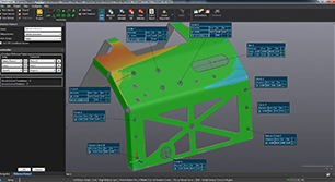 VXinspect:尺寸检测软件模块