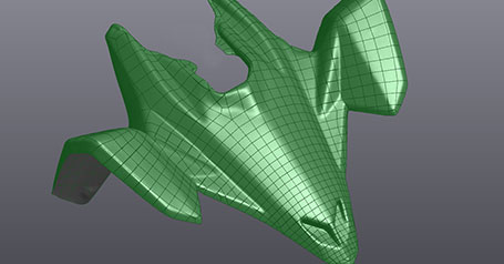 NURBS surface