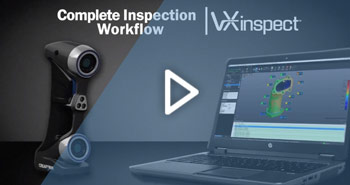 VXInspect Feature Complete Inspection Workflow