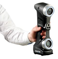 Creaform HandySCAN 700 scanner